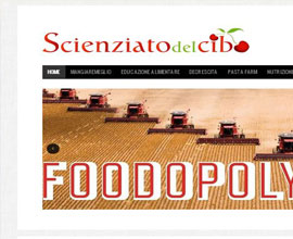 Dott. Francesco SIMINI - scienziatodelcibo.it